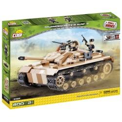 II WW StuG III Ausf. G, 400 k, 2 f