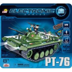 Tank PT-76 (I/R a Bluetooth)