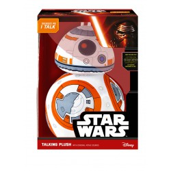 Star Wars mluvici plys 38 cm BB-8