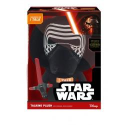 Star Wars mluvici plys 38 cm Kylo Ren