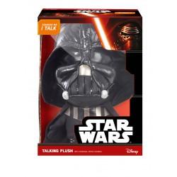 Star Wars mluvici plys 38 cm Darth Vader