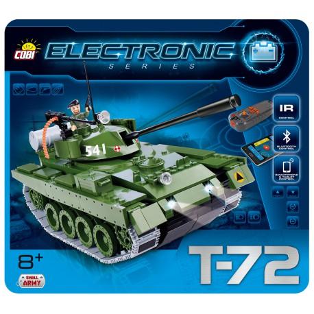 Tank T-72 (I/R a Bluetooth)