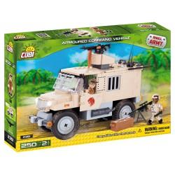 Small Army Ozbrojené velitelské vozidlo 250 k, 3 f
