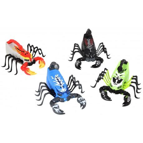 WILD PETS Škorpión (4 druhy)
