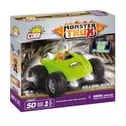 Monster Trux 50 k, 1 f