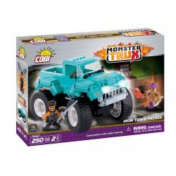 Monster Trux 250 k, 2 f