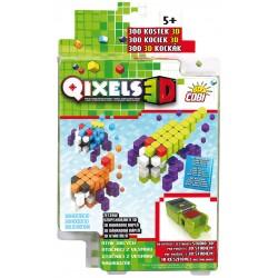 QIXELS 3D Tématické sada (6 druhů)