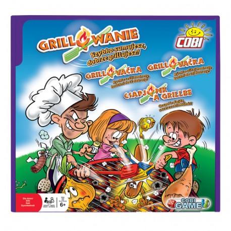 Grilovačka (akční hra)