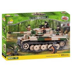 II WW Tiger Pzkpfw VI Ausf E, 565 k, 3 f