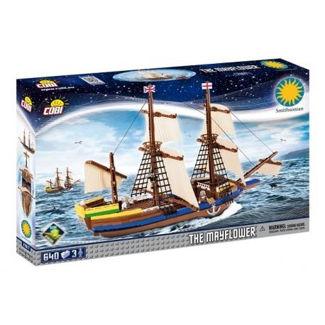 SMITHSONIAN Loď Mayflower, 650 k, 3 f