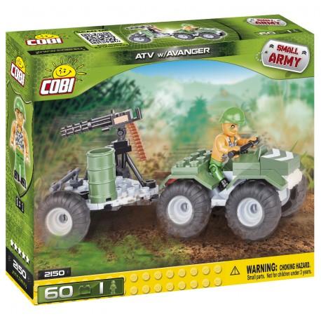 Small Army ATV s avangerem, 60 k, 1 f