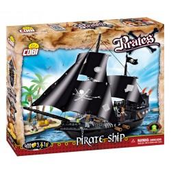 PIRÁTI Pirátská loď 400 k, 3 f