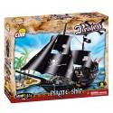 PIRÁTI Pirátská loď 400 k, 3 f,opice