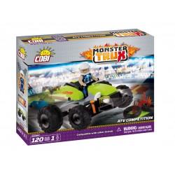 Monster Trux Závodní auto