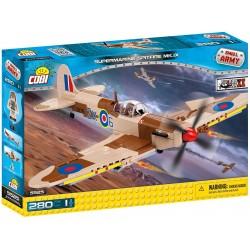 II WW Supermarine Spitfire Mk. IX