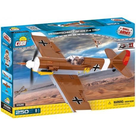 II WW Messerschmitt BF 109 F-4 Trop