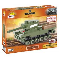 WOT Nano Tank IS2, 53 k