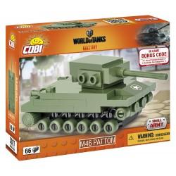 WOT Nano Tank M46 Patton, 66 k