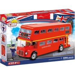 London bus 1:35, 435 k, 1 f