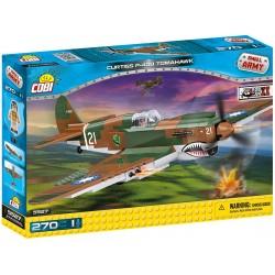 II WW Curtis P-40B Tomahawk 270 k, 1 f