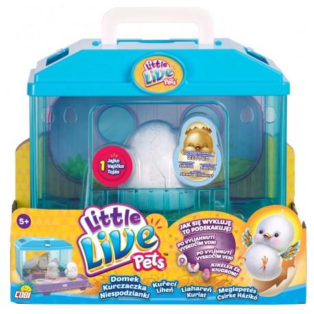 Little Live Pets Kuřecí líheň