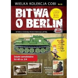 Bitva o Berlín n.23 SU-85 cz. 2/4