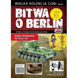 Bitva o Berlín n.29 SU-76 cz. 1/4