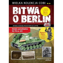Bitva o Berlín n.30 SU-76 cz. 2/4
