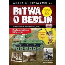 Bitva o Berlín n.31 SU-76 cz. 3/4
