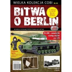 Bitva o Berlín n.45 IS-2M cz. 1/6