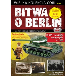 Bitva o Berlín n.45 IS-2M cz. 2/6