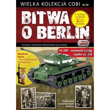Bitva o Berlín n.49 IS-2M cz. 5/6