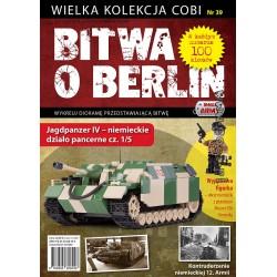 Bitva o Berlín n.39 Jagdpanzer IV cz. 1/5