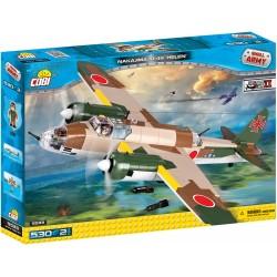II WW Nakajima Ki-49 Helen 550 k, 2 f
