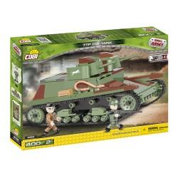II WW Tank 7TP DW 400 k, 2 f