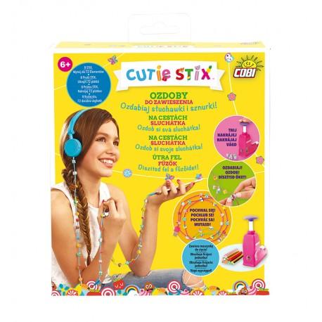 CUTIE STIX Na cesty: sluchátka