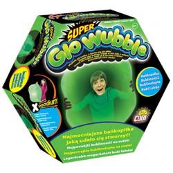Super bublinomíč svítící ve tmě (2 druhy)