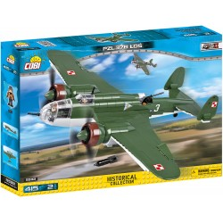 II WW PZL-37b Los, 415 k, 2 f