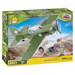 Small Army Mise střel země - vzduch 140 k, 2 f