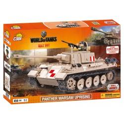 WOT Panther Varšavské povstání 450 k, 1 f