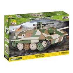 II WW Jadgpanzer 38 t Hetzer, 420 k, 1 f