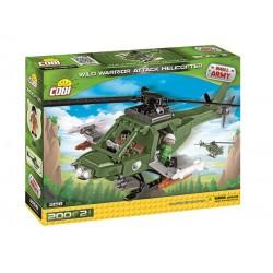 Small Army Útočná helikoptéra Wild Warrior, 200 k, 2 f