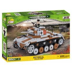 II WW Panzer II Ausf. C, 350 k, 1 f