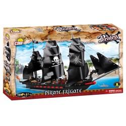 PIRÁTI Pirátská fregata 700 k, 4 f, žralok