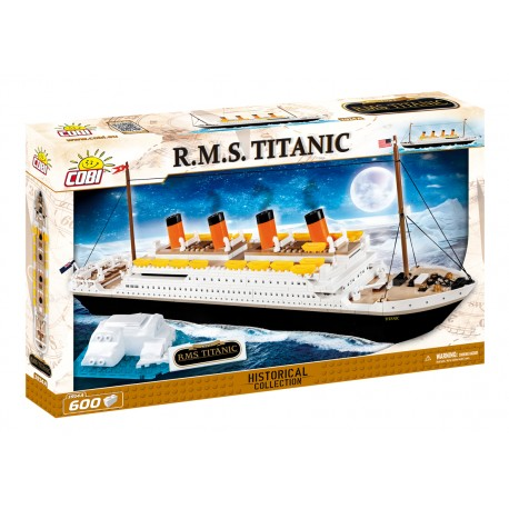 Titanic 600 kostek