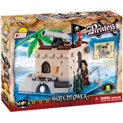 PIRÁTI Strážní věž 140 k, 1 f