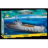 II WW Německá ponorka U-Boot VIIB U-48, 800 k