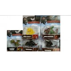 JVD figurky draků