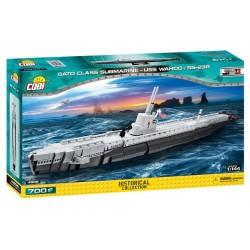 II WW Americká ponorka Gato USS Wahoo SS-238, 670 k