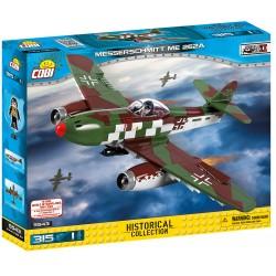 II WW Messerschmitt Me 262A Schwalbe, 315 k, 1 f